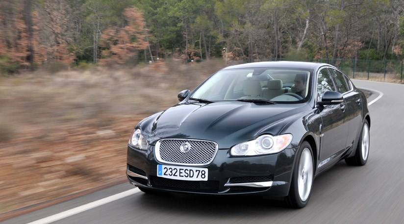 jaguar xf 3 0 diesel s 2010 review car magazine. Black Bedroom Furniture Sets. Home Design Ideas
