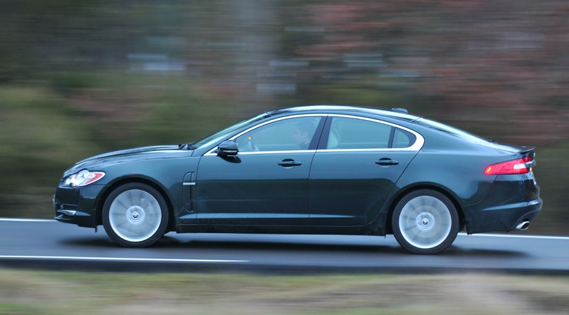 ... New Jag XF Diesel S Is Really Refined. And It Averages 42mpg. Whatu0027s  Not To Like?