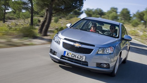 Chevrolet Cruze 2 0 VCTi (2009) review | CAR Magazine
