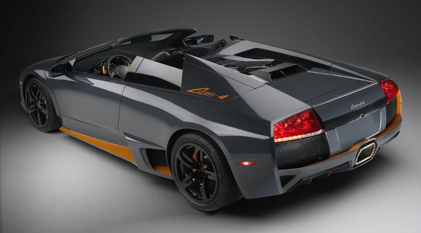 Lamborghini Murcielago Lp650 4 Roadster 2009 Car Magazine