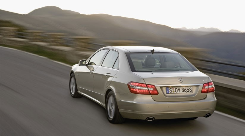 Mercedes E250 Cdi 2009 Review Car Magazine