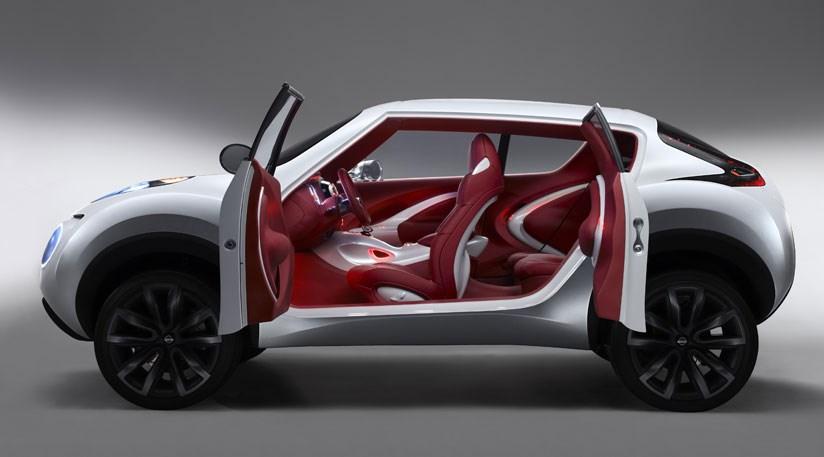 Nissan Qazana How The Production Car Will Look Car Magazine