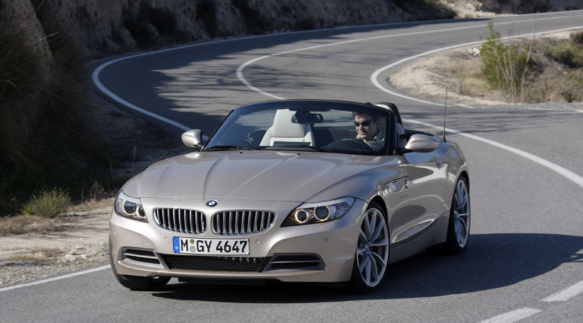 bmw z4 sdrive35i 2009 review by car magazine. Black Bedroom Furniture Sets. Home Design Ideas