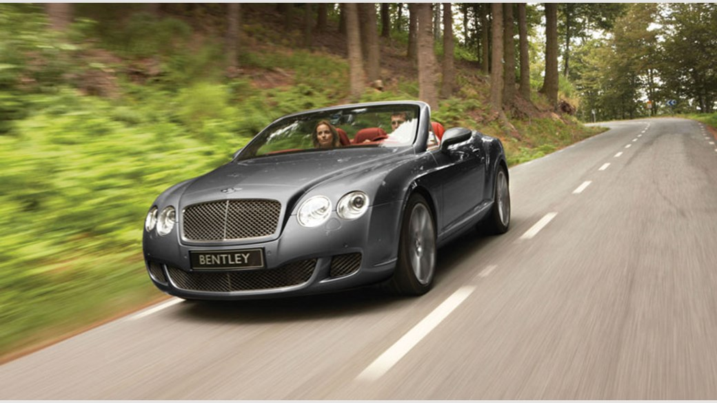 Bentley Continental Gtc Speed 2009 Review Car Magazine