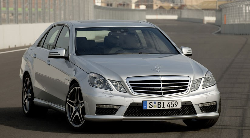 mercedes e63 amg 2009 first pictures by car magazine. Black Bedroom Furniture Sets. Home Design Ideas