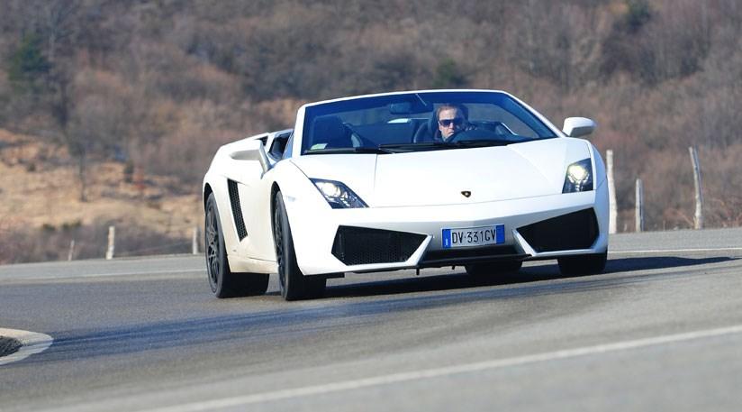 ... Lamborghini Gallardo LP560 4 Spyder (2009) CAR Review ...