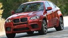 This is one quick BMW M car: the X6M will hit 62mph in just 4.7sec