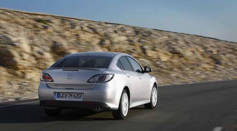 ... Mazda 6 2.2D (2009) CAR Review ...