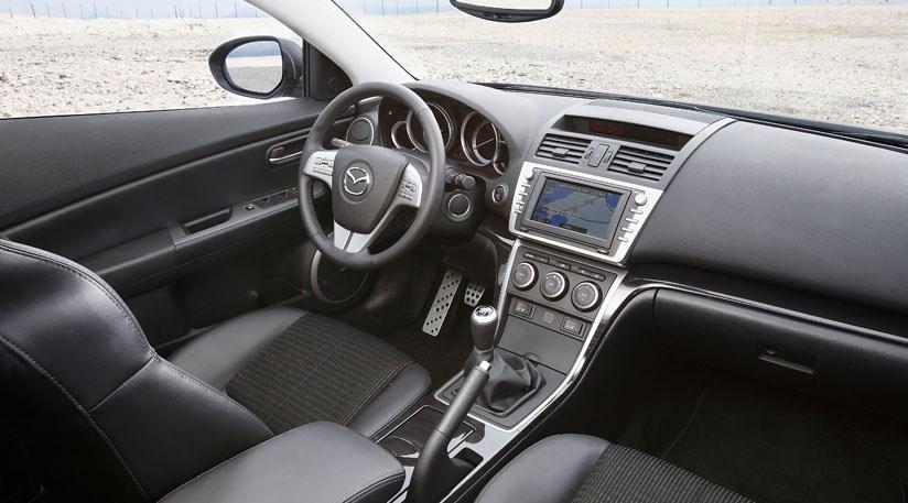 Mazda 6 2.2D (2009) review | CAR Magazine