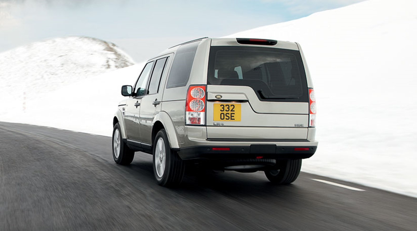 Land Rover Discovery 4 2010 First Official Photos Car