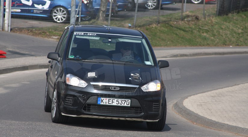 ford focus c max 2010 the new spy photos by car magazine. Black Bedroom Furniture Sets. Home Design Ideas