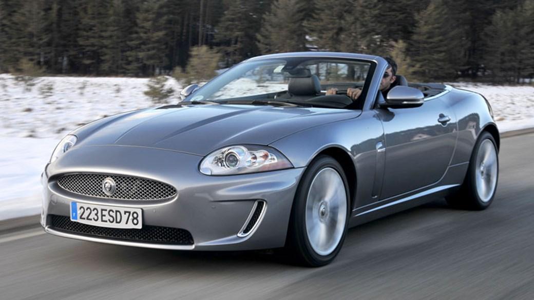 2009 jaguar convertible