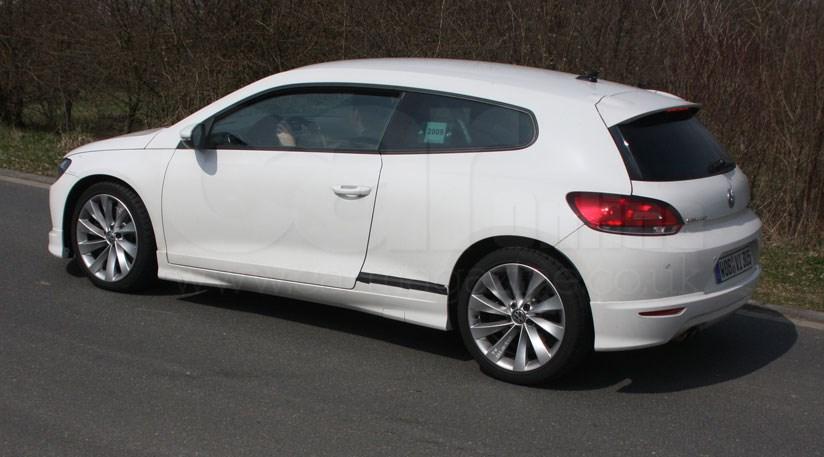 Vw Golf R20t. VW Scirocco R20T (2009)