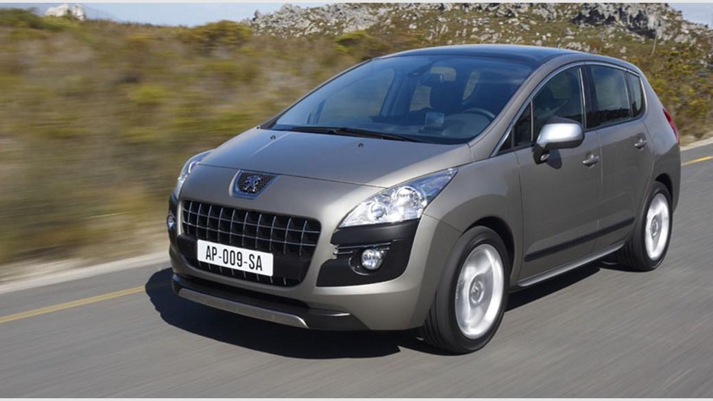 Peugeot 3008 1.6 THP (2009) review | CAR Magazine