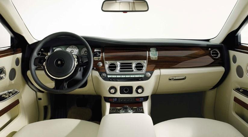 Baby Rolls Royce Named As Ghost