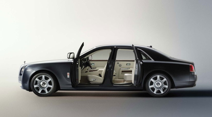 baby rolls royce named as ghost by car magazine. Black Bedroom Furniture Sets. Home Design Ideas