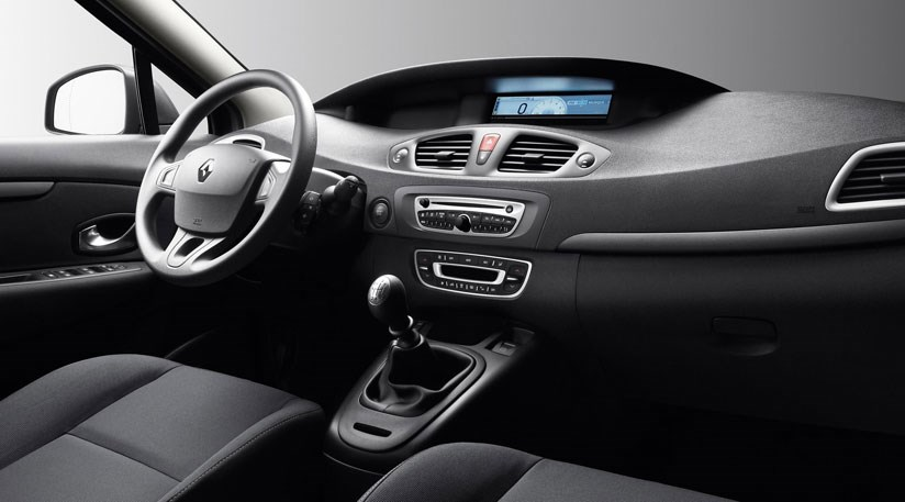 renault grand scenic 1 4 tce 2009 review car magazine. Black Bedroom Furniture Sets. Home Design Ideas