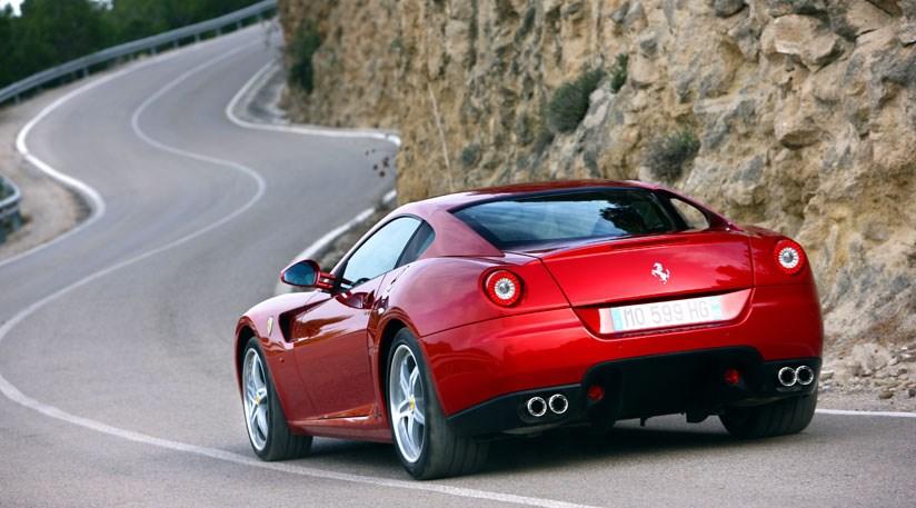 Ferrari 599 Hgte 2009 Review Car Magazine
