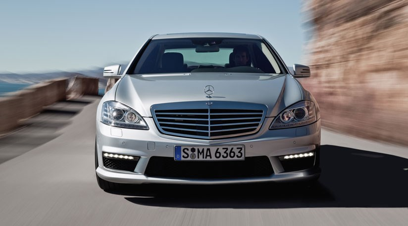 mercedes s63 s65 amg facelift 2009 first photos car magazine. Black Bedroom Furniture Sets. Home Design Ideas