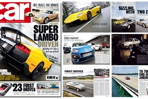 New June 2009 issue of CAR Magazine on sale now