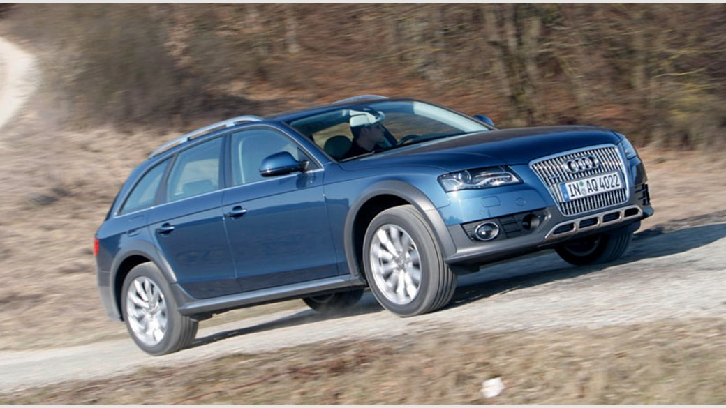 Audi A4 Allroad 3 0 Tdi 2009 Car Review