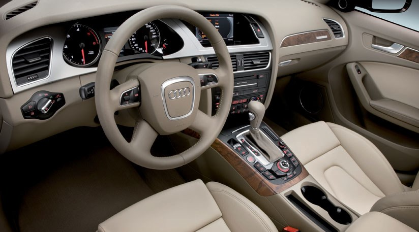 Audi A4 Allroad 3.0 TDI (2009) review by CAR Magazine