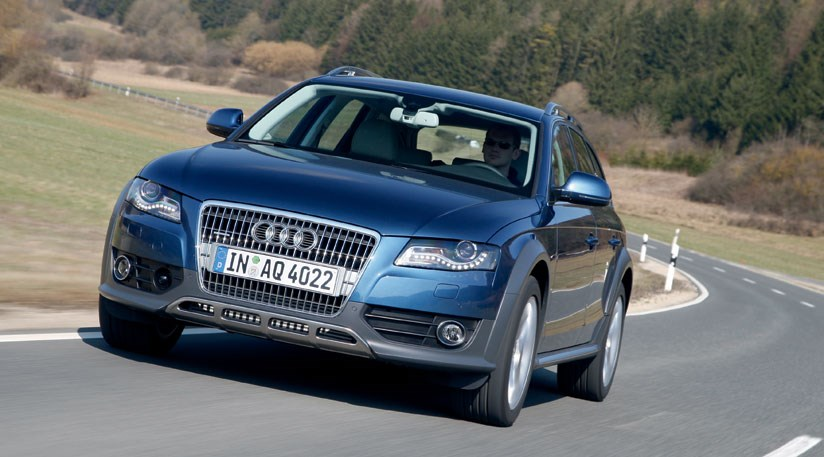 audi a4 allroad 3 0 tdi 2009 review car magazine. Black Bedroom Furniture Sets. Home Design Ideas