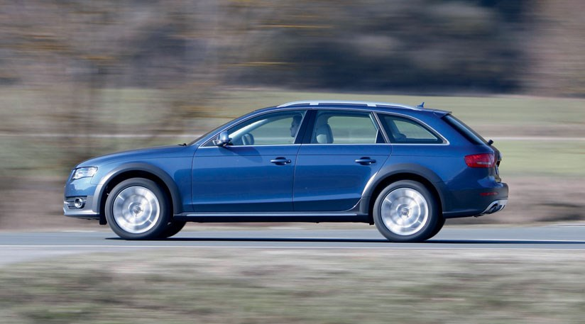 Audi A4 Allroad 3 0 Tdi 2009 Review By Car Magazine