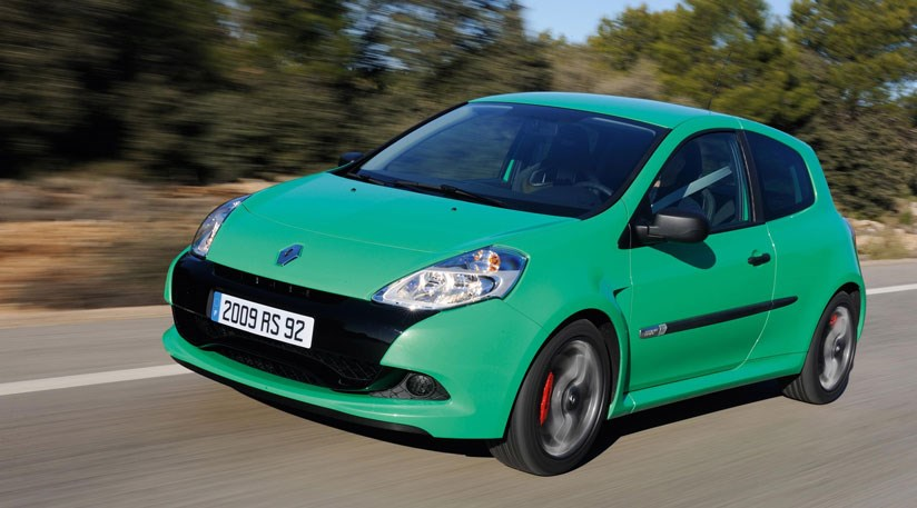 Renault Clio Renaultsport 200 2009 review by CAR Magazine