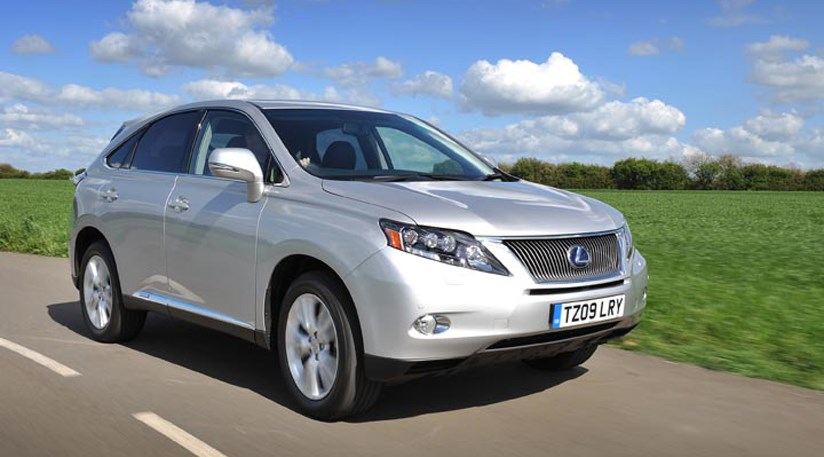 Best Luxury Cars To Lease >> Lexus RX450h (2009) review | CAR Magazine