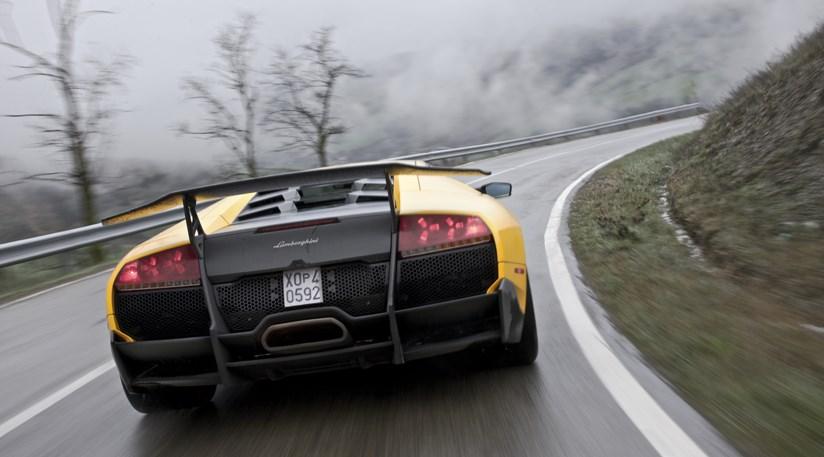 Lamborghini Murcielago Lp670 4 Sv 2009 Review Car Magazine