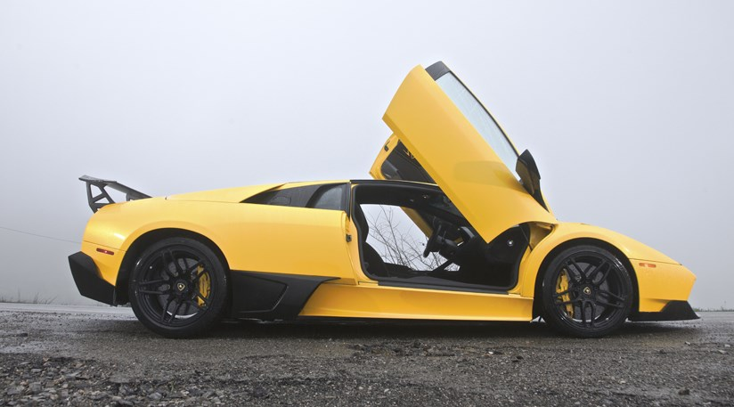 Lamborghini Murcielago Lp670 4 Sv 2009 Review Car Magazine