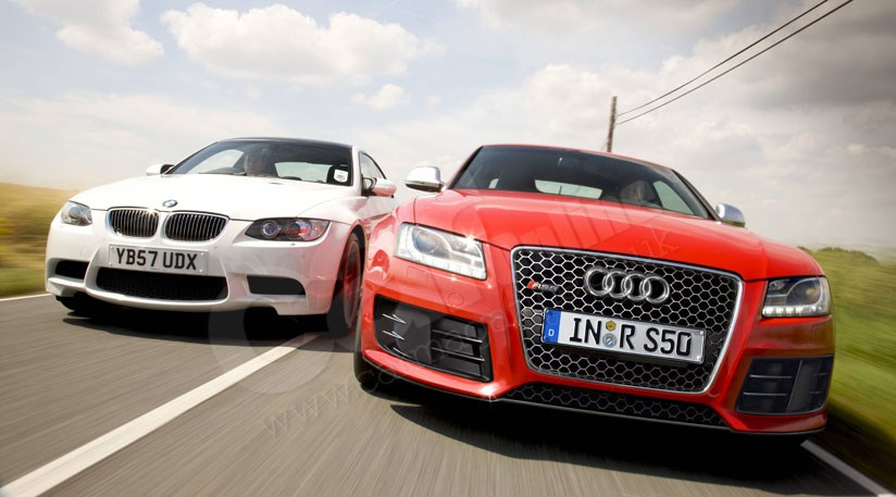 Audi RS5 – looks like our scoop was bang-on