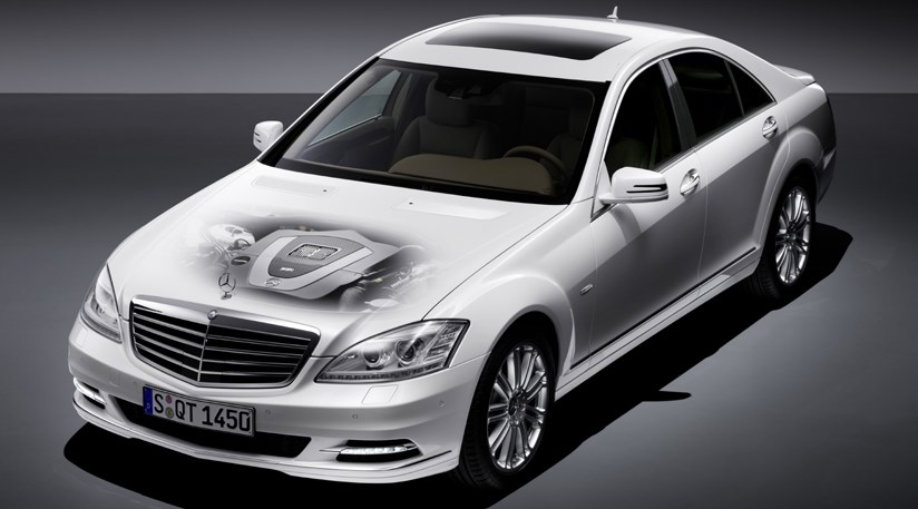 Mercedes s400 hybrid 2009 review by car magazine for Mercedes benz hybrid uk