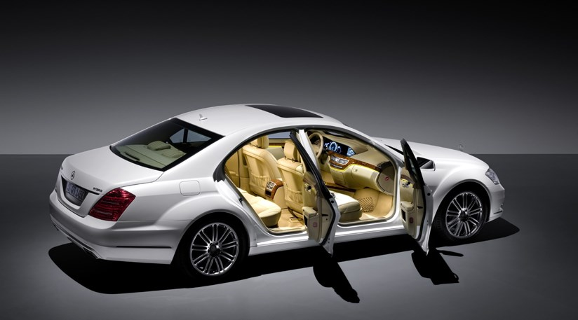 Mercedes S400 Hybrid (2009) review | CAR Magazine
