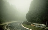 100mph in the fog at the Nurburgring