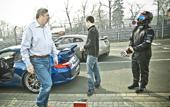 Behind the scenes at the Nurburgring