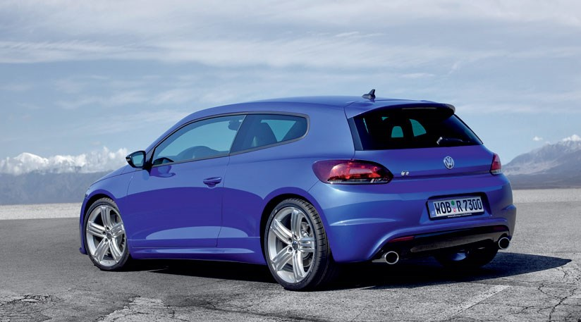 Vw Scirocco R 2009 First Official Photos Car Magazine