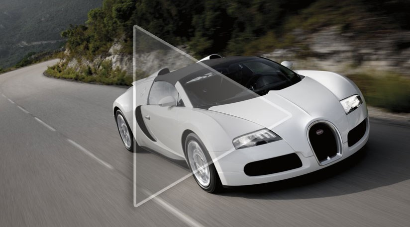 Bugatti Veyron 164 Grand Sport 2009 CAR video review by CAR
