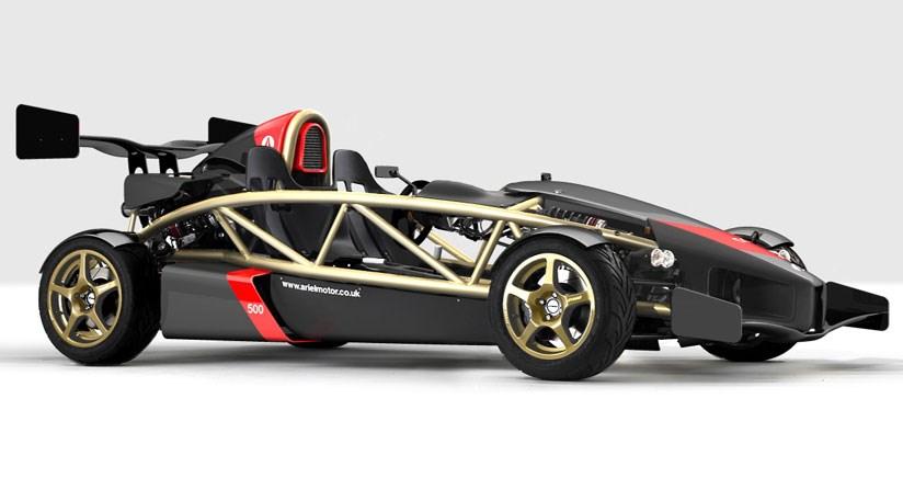 Ariel Atom 500 V8 (2008): more details and photos | CAR Magazine
