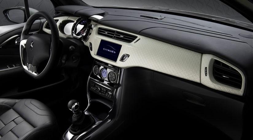 Citroen Ds Inside Full Photos Analysis Of New Ds3 Car Magazine
