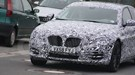 CAR's spyshots of the new Jag XJ helped inform our artist's impressions. Note BMW swirly-whirly disguise and kidney grilles!