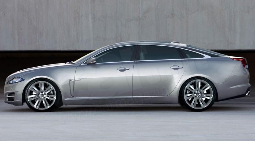 Jaguar XJ (2010)images