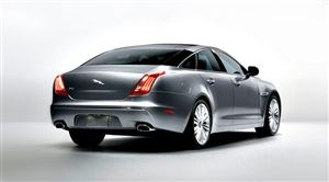 New Jaguar XJ 2010