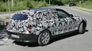 BMW 1-series spy photo: the five-door F20 scooped
