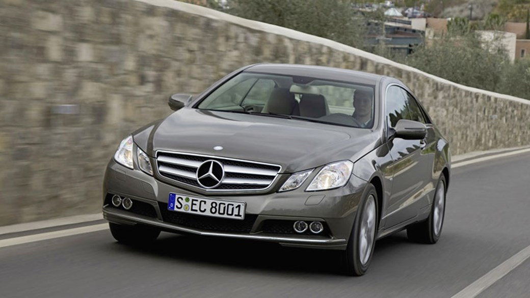 Mercedes e class 2009