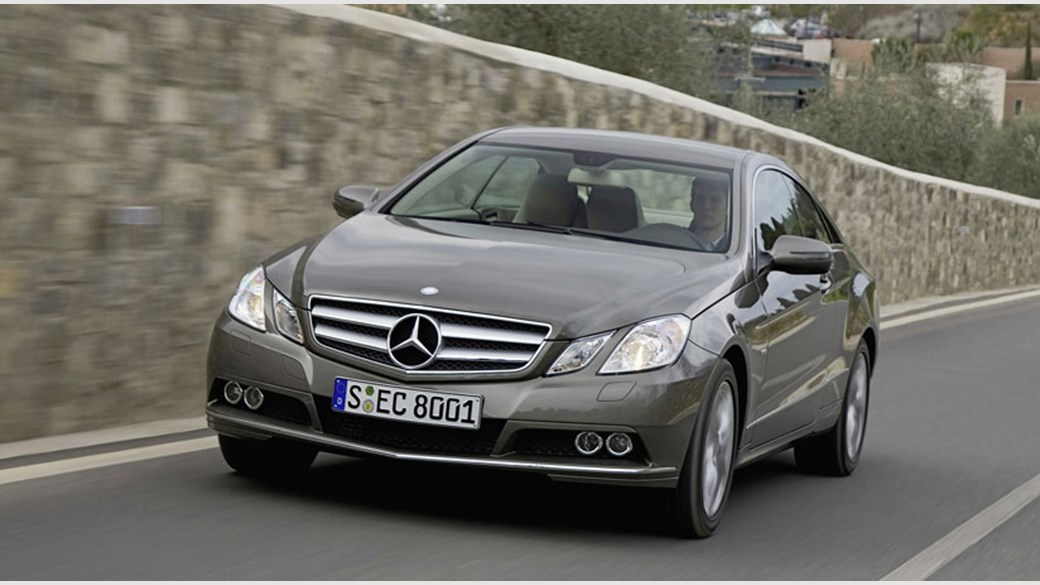 צעיר Mercedes E-class coupe (2009): review | CAR Magazine OX-72