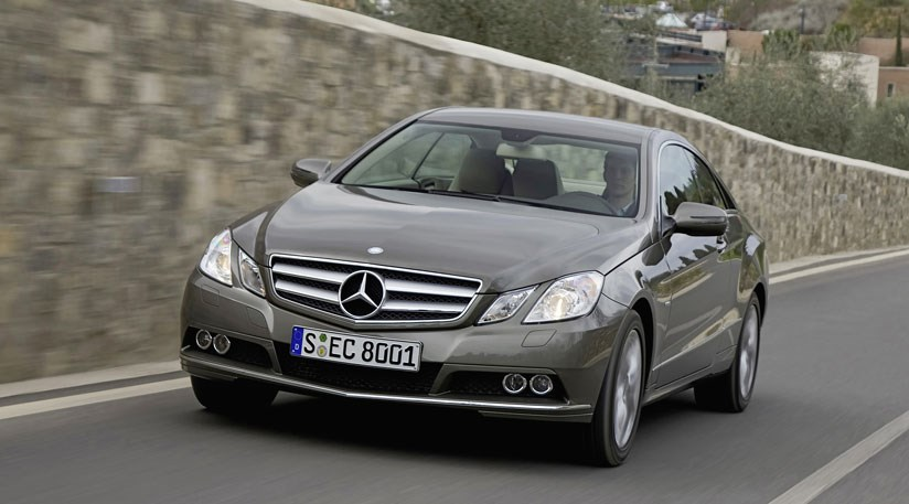 mercedes e class coupe 2009 review by car magazine. Black Bedroom Furniture Sets. Home Design Ideas