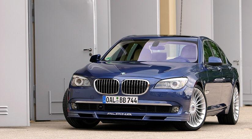 BMW Alpina B7 (2009) review by CAR Magazine