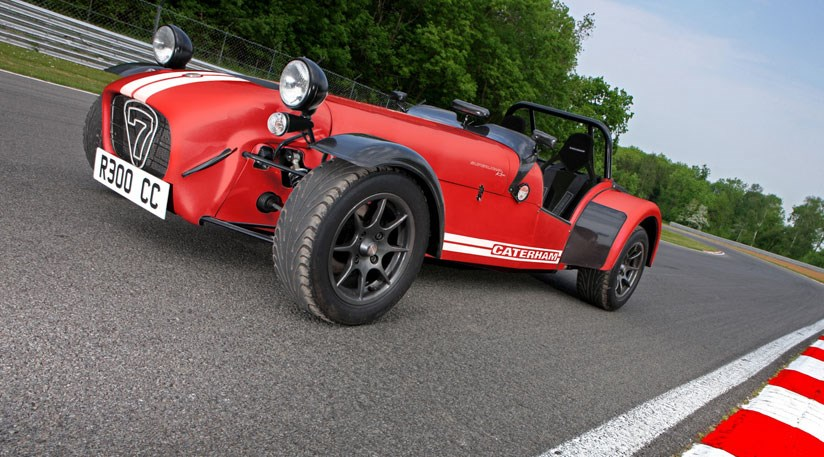Caterham R300 and Roadsport 175 2009 review by CAR Magazine